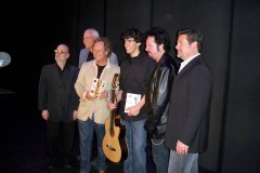 With Ritenour, Steve Lukather, Larry Baione...